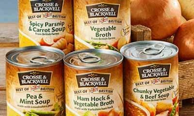 Free Crosse & Blackwell Soup