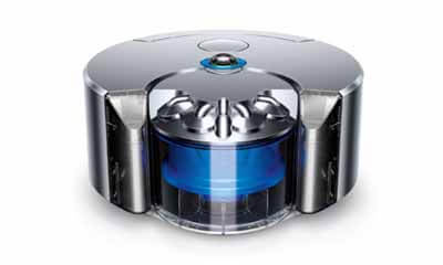 Free Dyson 360 Eye Robot Vacuum Cleaner