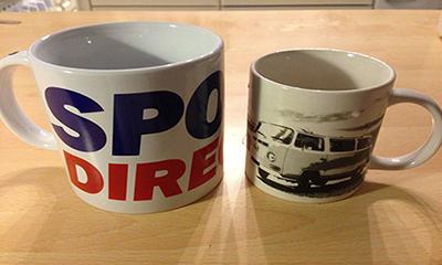 Free Giant Sports Direct Mug