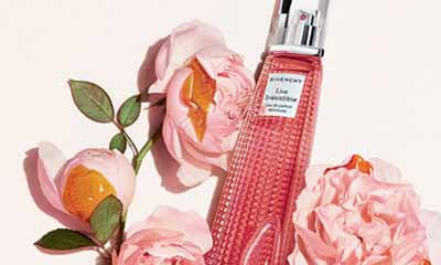 Free Givenchy Live Irresistible Delicieuse Parfum