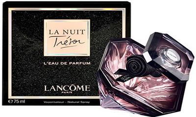 Free Lancome La Nuit Tresor Perfume