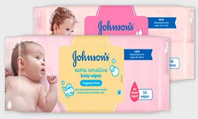 Johnson's coupons uk