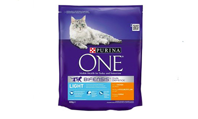 Free Purina One Cat Food