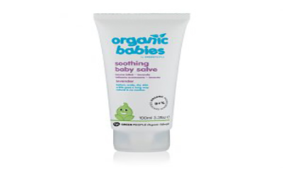Free Soothing Baby Lotion