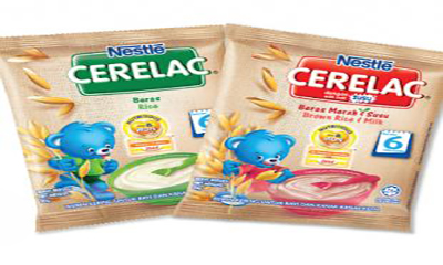 Free CERELAC Infant Cereal Sample