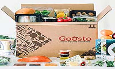 Free Gousto Meals (£40 Off Voucher)