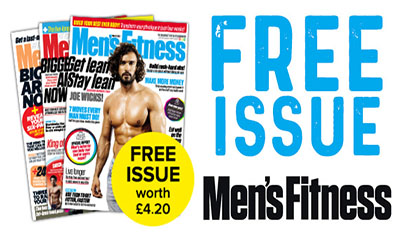 Free Men's Fitness Magazine