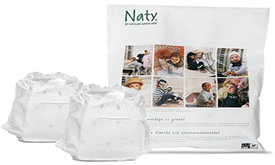 Free Naty Eco Nappies