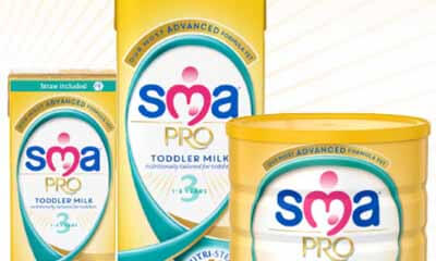 Free SMA Pro Toddler Milk Formula