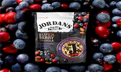 Free Bag of SuperBerry Granola from Jordans