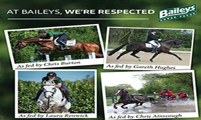 Free Baileys Horse Food