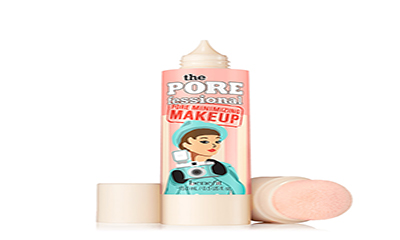 Free Benefit POREfessional Makeup