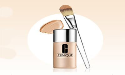 Free Clinique Perfect Match Foundation