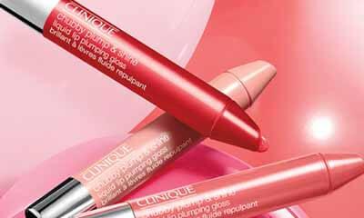 Free Clinique Plump & Shine Lipstick