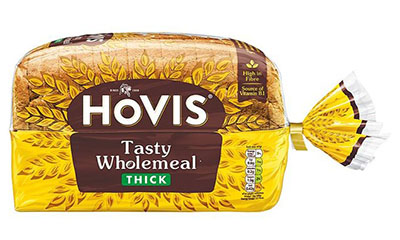 Free Hovis Tasty Wholemeal