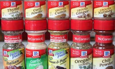 Free McCormick Herb & Spices