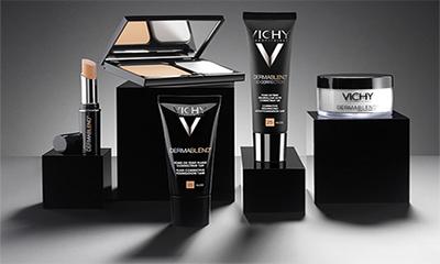 Free Vichy Luxury Foundation Hamper