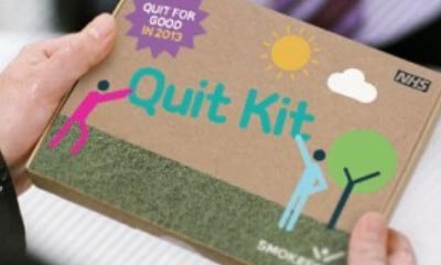 NHS Smoke Free Kit