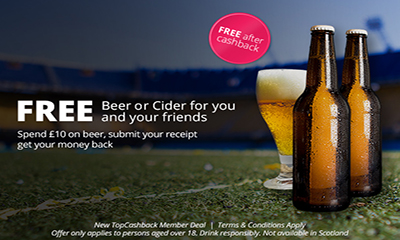 Free Beer At Your Local Supermarket