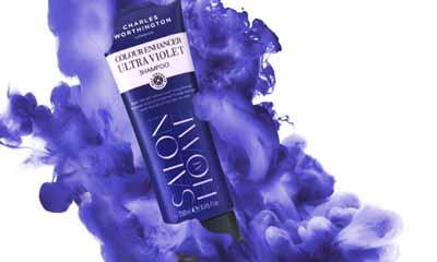 Free Charles Worthington Ultra Violet Shampoo