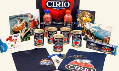 Free Cirio Goody Bag