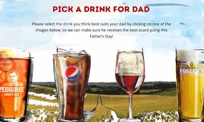 Free Father's Day Pint