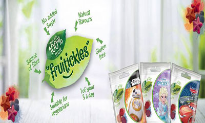 Free Fruitickles Fruit Snack