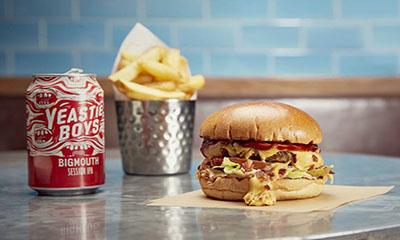 Free GBK Burger