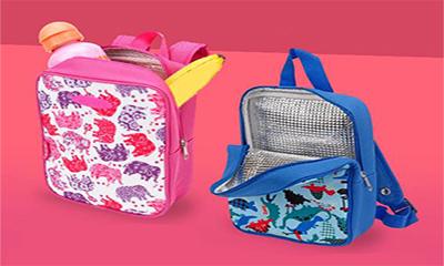 Free Micro Lunchbag