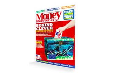 Free Money Observer Magazine