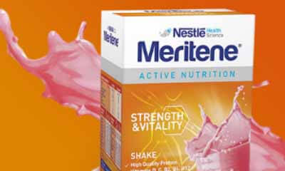 Free Nestle Meritene Supplement Shake