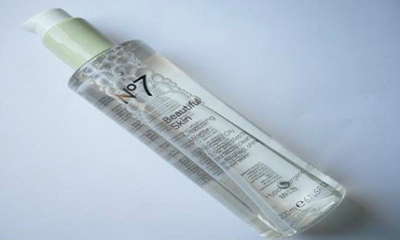 Free No7 Beautiful Skin Foaming Cleanser