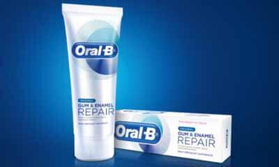 Free Oral-B Gum & Enamel Repair Toothpaste