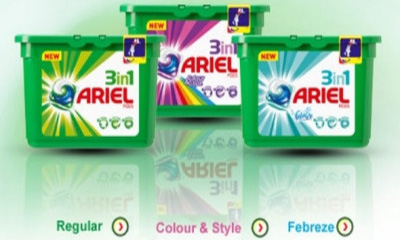 Free Pack of Ariel 3in1 Pods – 500 Full Size Packs
