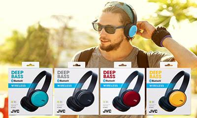 Free Pair of Wireless Headphones