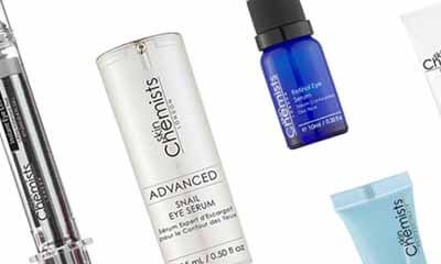 Free Skin Chemist Cosmetics