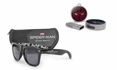 Free Spiderman USB Stick