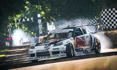 Free Tickets to Goodwood Festival of Speed