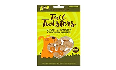 Free Twister Dog Chew