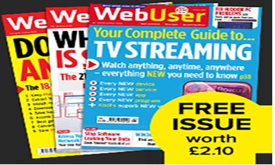 Free Web User Magazine