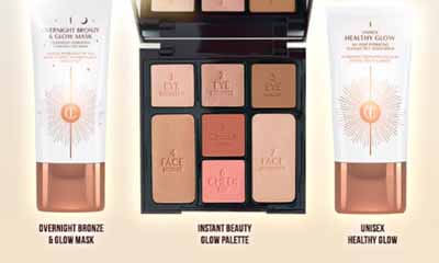 Win a Charlotte Tilbury Glowmo Collection