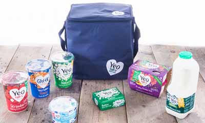Win a Yeo Valley Cool Bag of Goodies