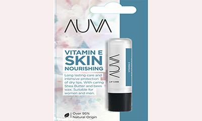 Free AUVA Shea Butter Lip Balm