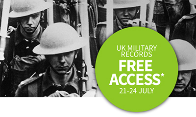 Free Access to Ancestry this Weekend