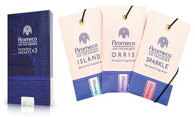 Free Aromeco Car Air Fresheners