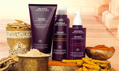 Free Aveda Invati Trio Sample