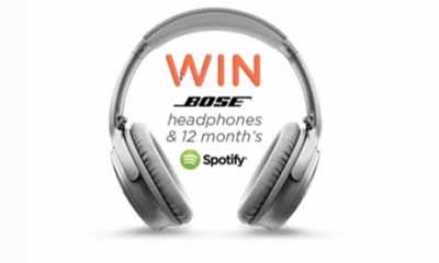 Free Bose Headphones & Cash For Taking Survey