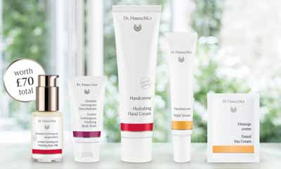 Free Dr. Hauschka Cosmetics Goody Bag