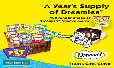 Free Dreamies Mouse Toy