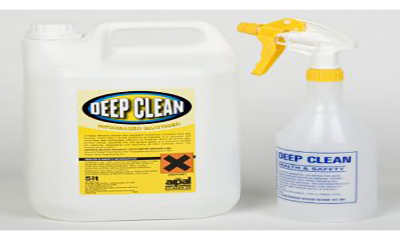 Free Dual Action Cleaning Gel